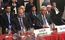 Выступление представителей Таджикистана на пятой рабочей сессии ежегодного совещания БДИПЧ ОБСЕБДИПЧ ОБСЕ