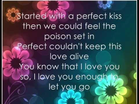 Kelly clarkson-already gone lyrics