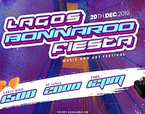 Lagos Bonnaroo Fiesta