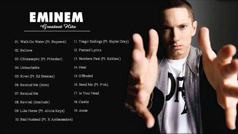 Eminem latest songs free download