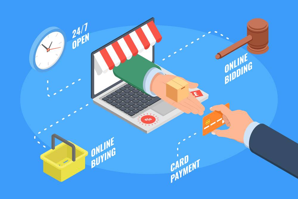 Benefits of e-Commerce Business for Retailers & merchant 2018