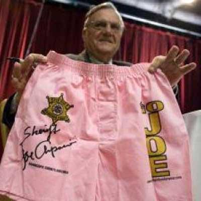 Pink underwear prisoners