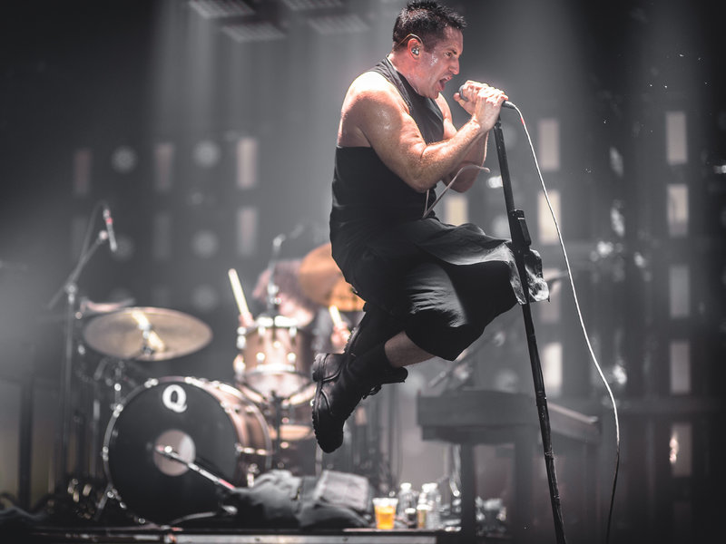 Nine inch nails live streaming