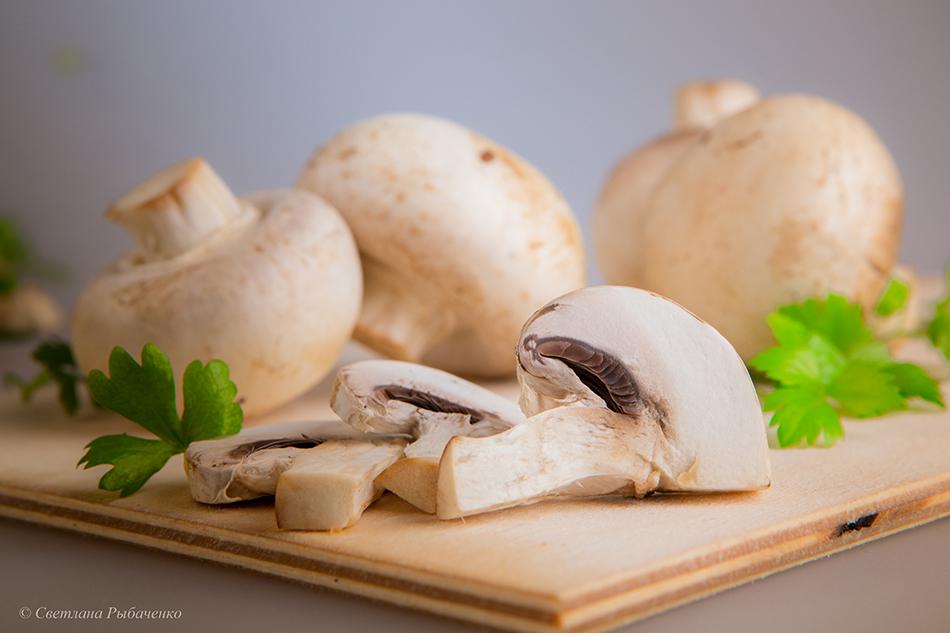 Спрос грибы