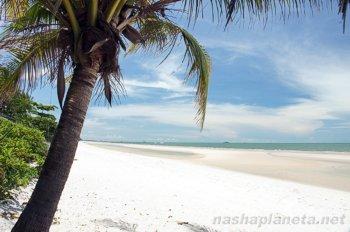 Пляж Хуахина