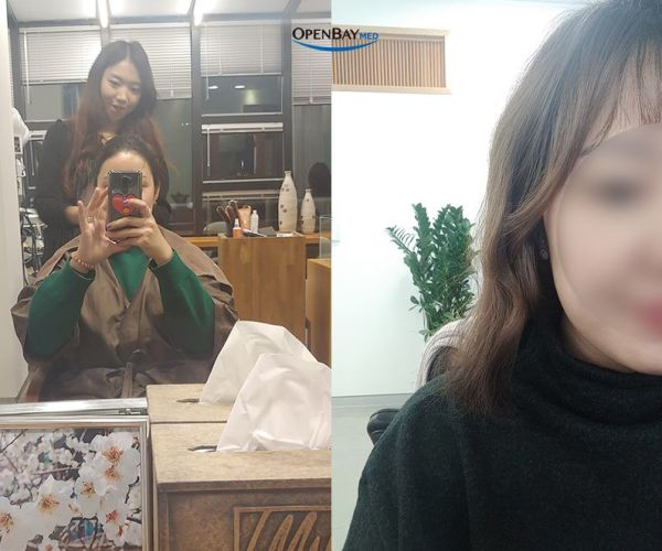 Zoe's real review) Best hair spa in Korea, ever!