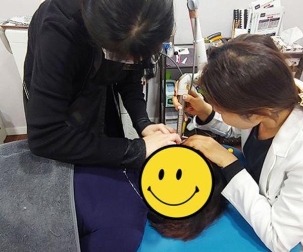 Group skin care at Korean famous skin clinic! - 05 + Rejuran + V line slimming