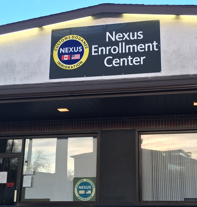 nexus enrollment center