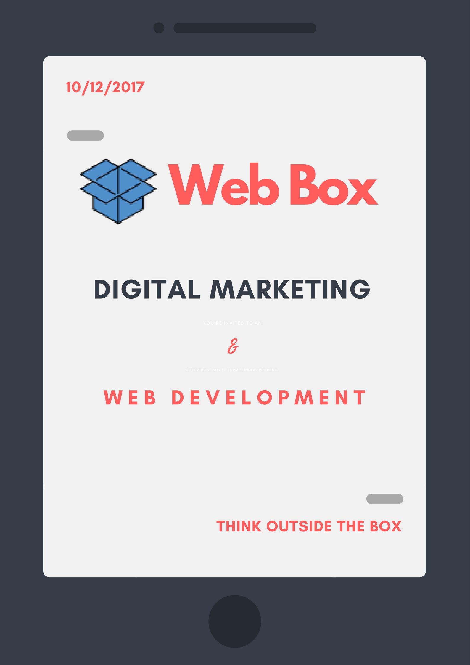 Web Box