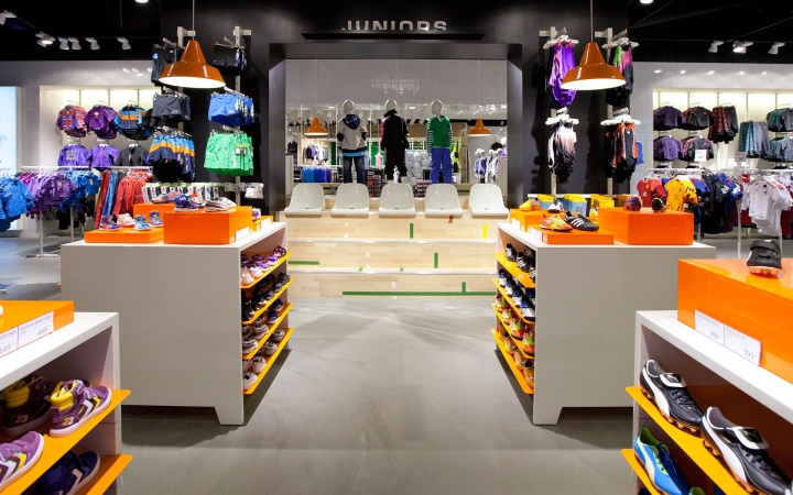 Проект спортивного магазина