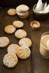 Классическое имбирное печенье – рецепт