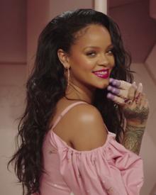 Rihanna decedee a los angeles