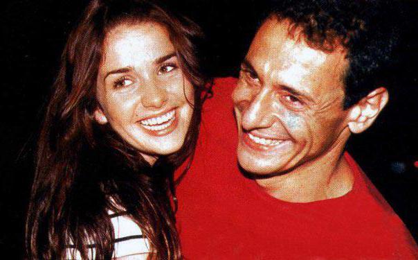 Наталья орейро и рикардо мольо свадьба фото