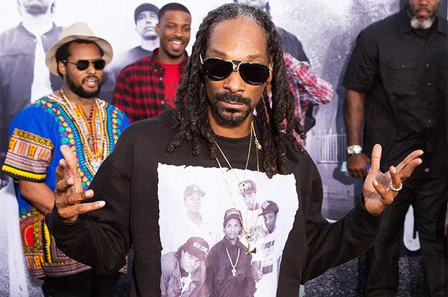 Snoop dogg tv station
