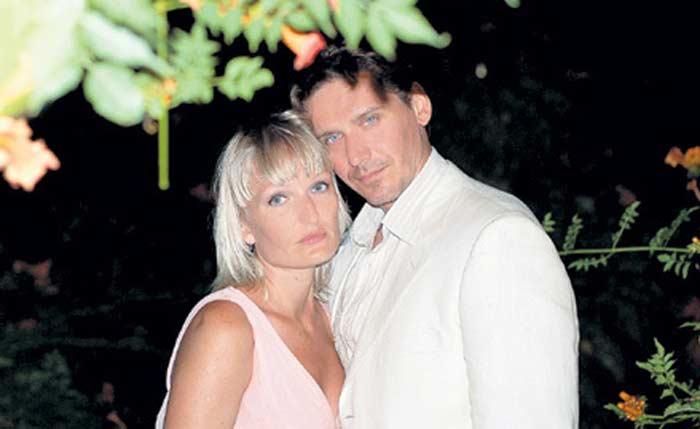 Актер юрий батурин с женой