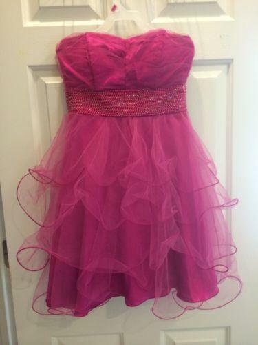 Pink camo prom dresses 2014