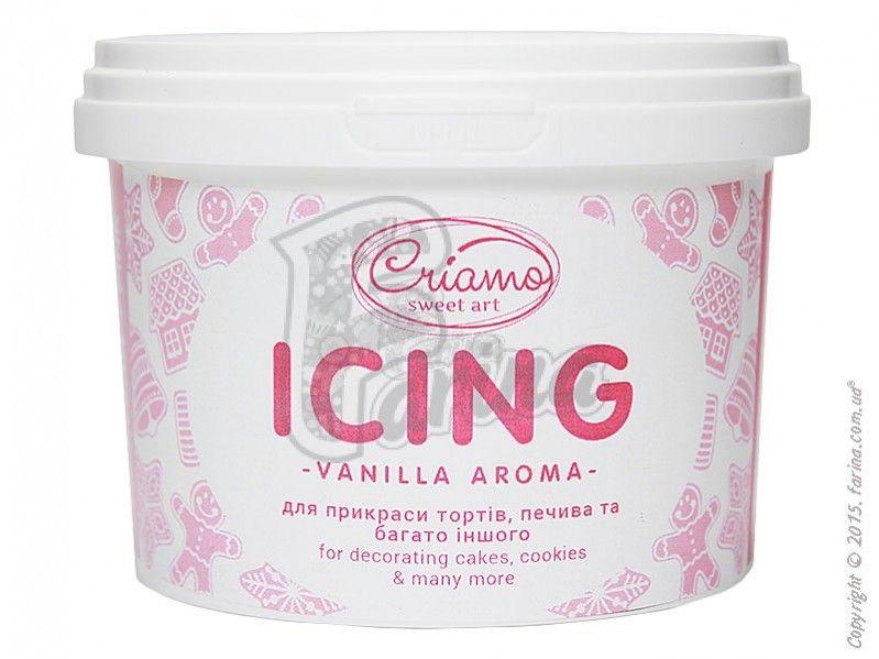 Icing pink