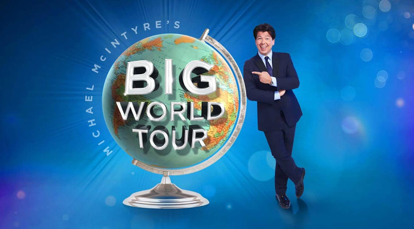New Michael McIntyre date for Arena Birmingham