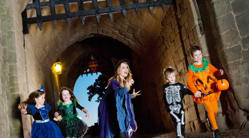 Terrifying programme of events at Warwick Castle this Halloween