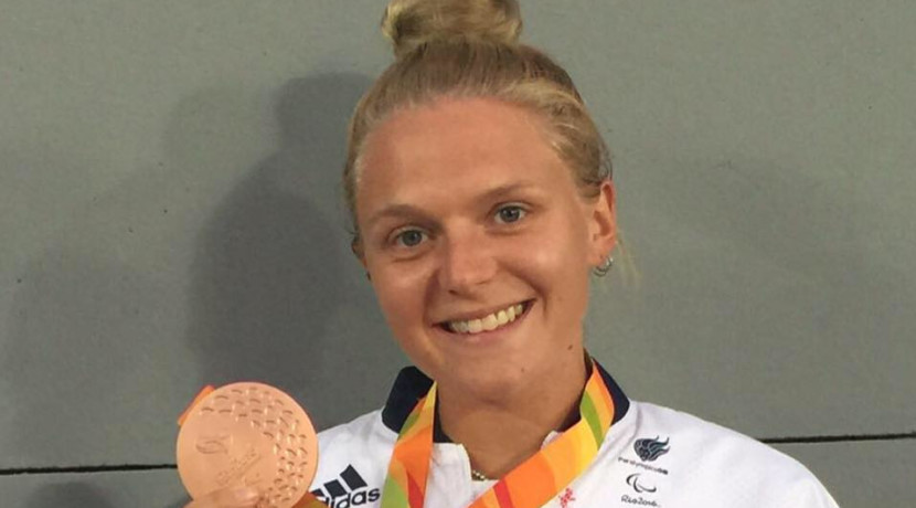 Jordanne Whiley to open new museum