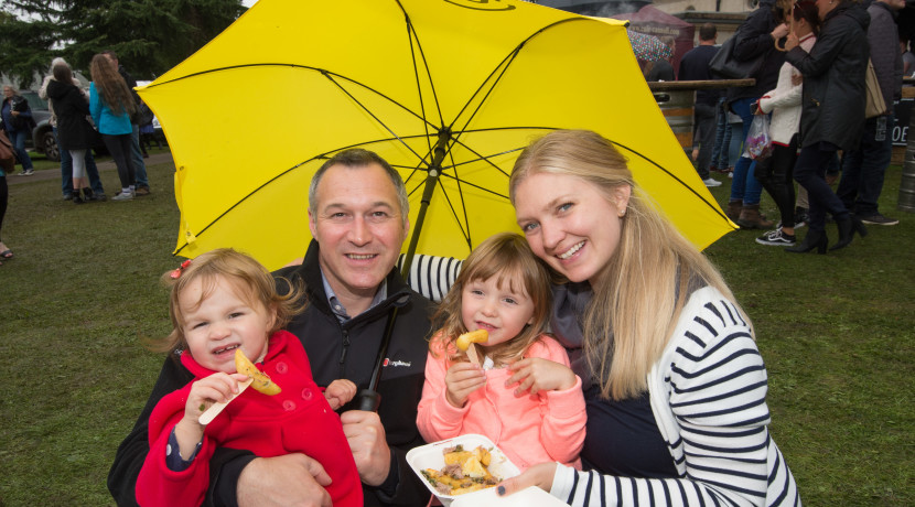 Leamington Food & Drink Festival a resounding success