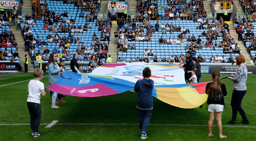 Join Wasps in supporting Coventry's City of Culture bid