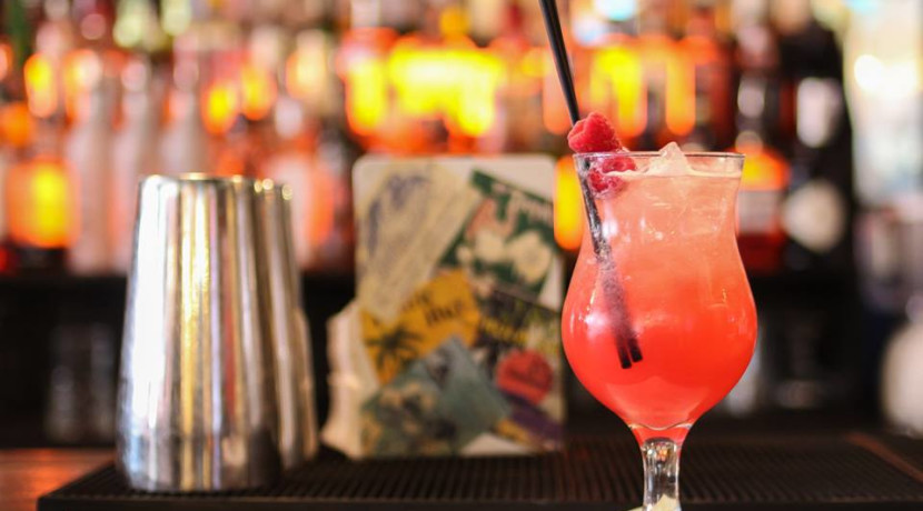 Island Bar launch new cocktail menu