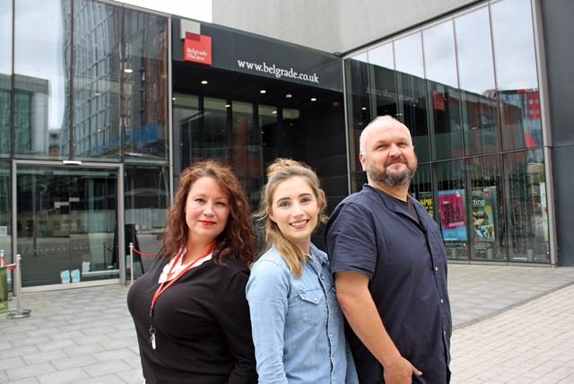 Casting announced for Coventry musical Godiva Rocks