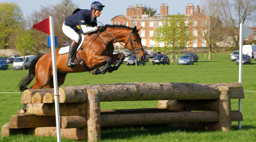 Image result for weston park horse trials