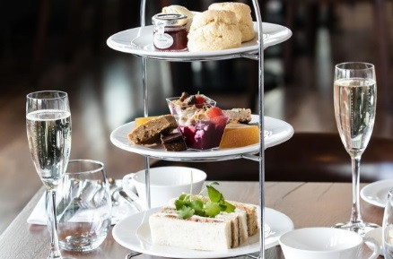 RSC restaurant launches vegan menu & afternoon teas