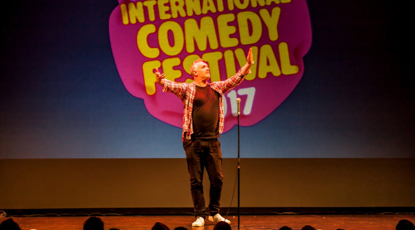 Dates set for next year's Comedy Festival