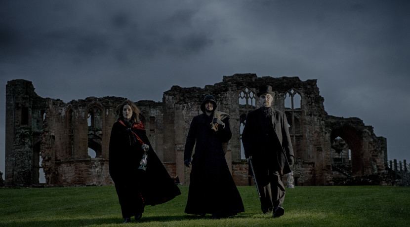 Have a scream at Kenilworth Castle this Halloween