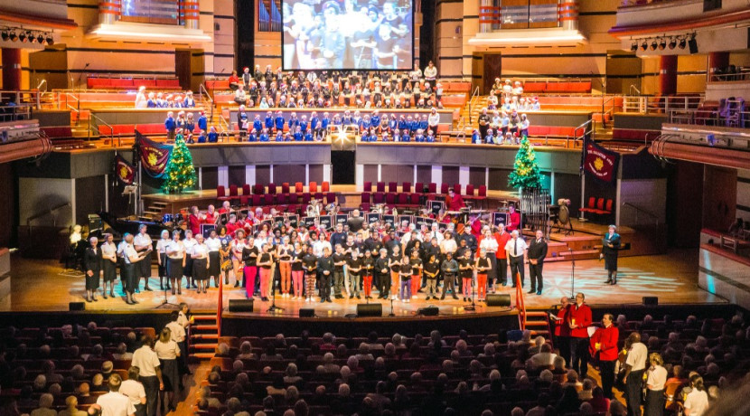 Tickets to Christmas with The Salvation Army