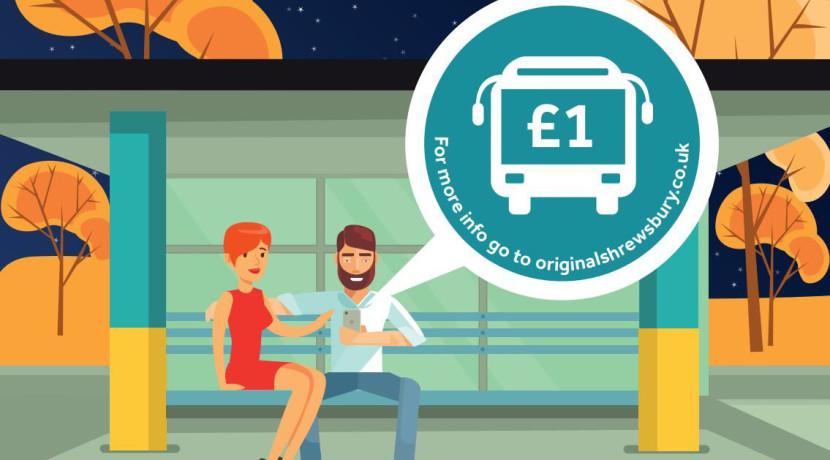 Shrewsbury night bus trial starts