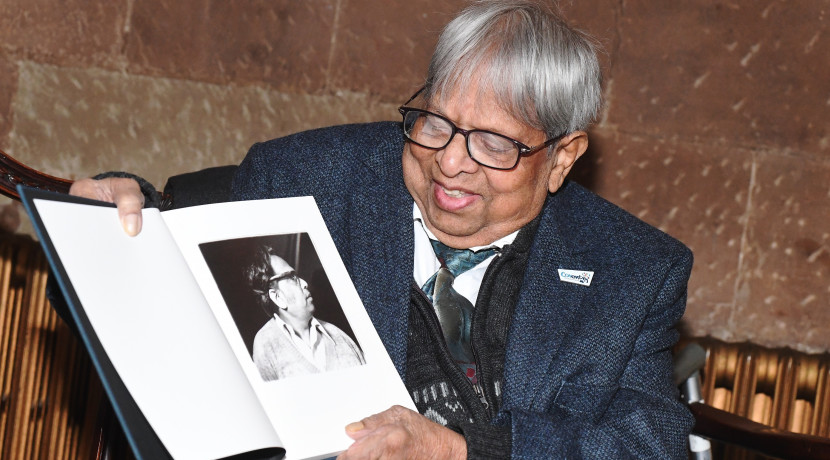 Coventry photographer Masterji revels in newfound fame
