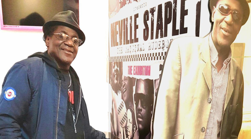 Coventry Music Museum plays host to Neville Staple exhibition