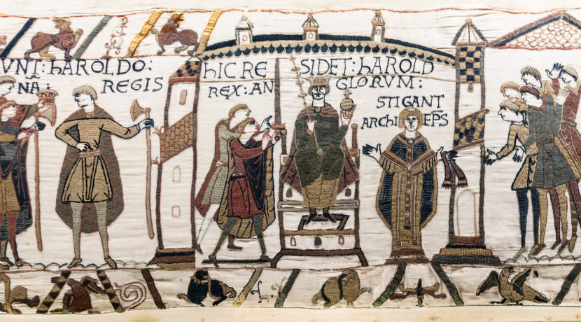 UK City of Culture 2021 Coventry makes bold bid for Bayeux Tapestry