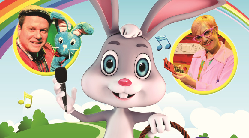 Enjoy an Egg-citing day out with Easter Bunny's Eggs Factor at the Belgrade