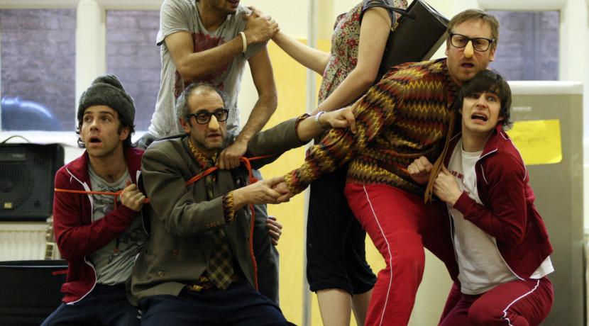 Big Directors Weekend held at RSC for budding theatre directors