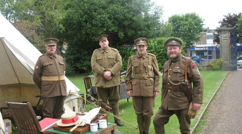 First World War family event to be held in Warwick