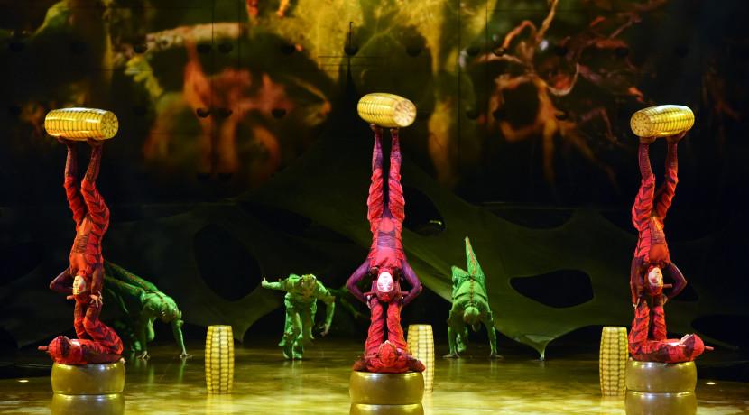 Cirque du Soleil to wow Birmingham audiences