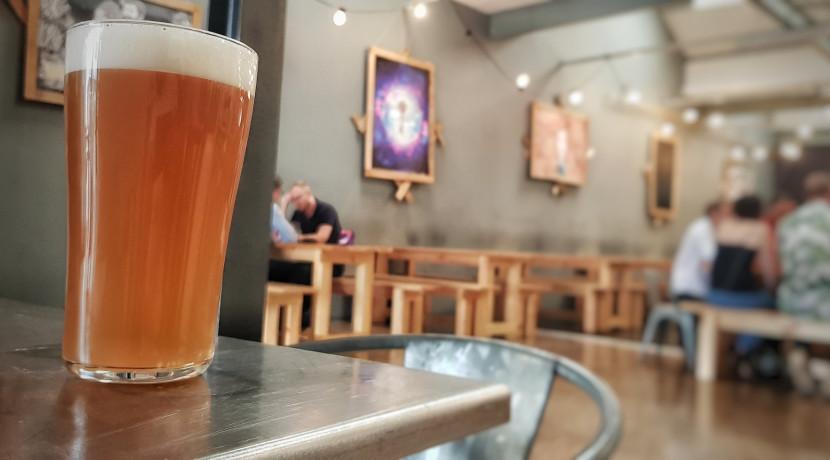 Break a Keg! Twisted Barrel Ale brews Belgrade birthday beer