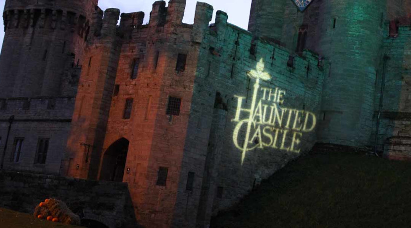 The Haunted Castle awakens at Warwick Castle this Halloween