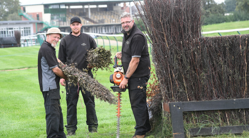 Warwick Racecourse ready for new season with track improvements