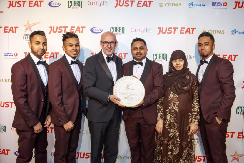 Leamington's Millennium Balti wins Curry Life Award