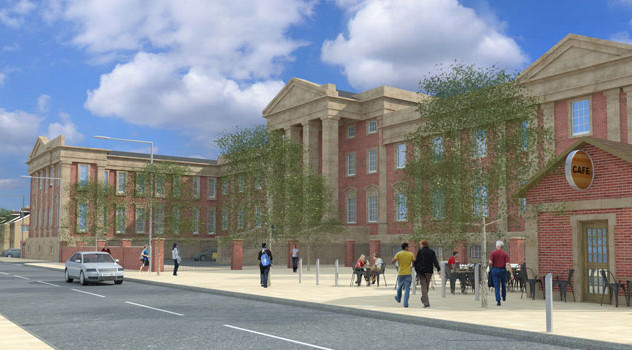 Redevelopment of Royal Hospital site takes a step forward