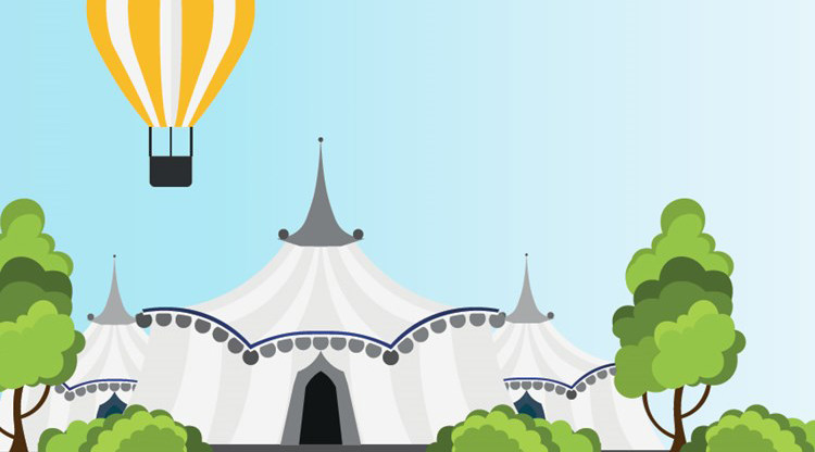 Big Top celebration for double 50th