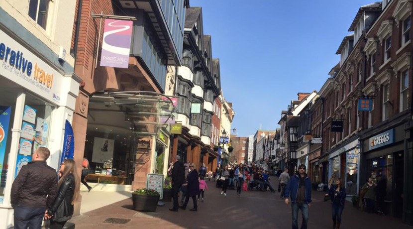 Council to consider purchase of Shrewsbury shopping centres