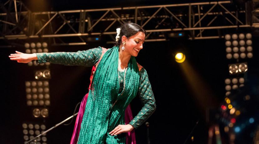 Shrewsbury Folk Festival project for traditional dance & music