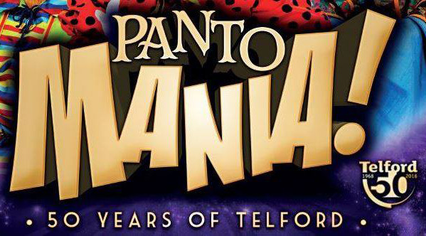 Easter Panto to celebrate Telford50